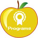 Appletree Daycare Programs Button